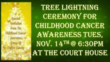 Tree Lightening Ceremony for Childhood cancer 2017 212x124 thumb