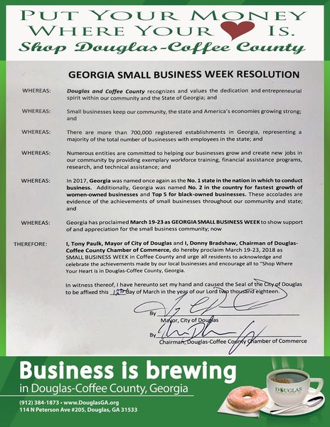 rsz small business week proclamation