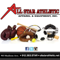 all start athletic