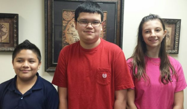 Coffee Middle School announces perfect attendance winners