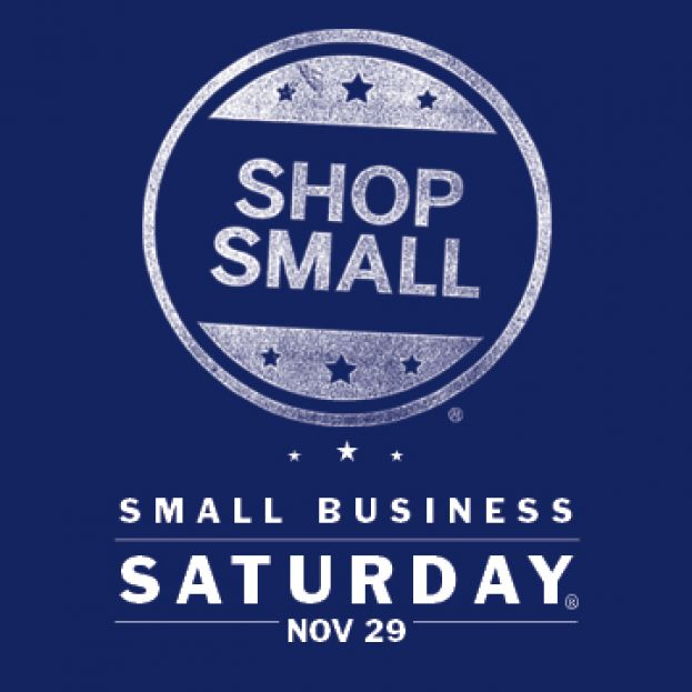 Support Small Business Saturday this weekend