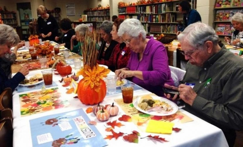 Westside hosts retired teachers luncheon