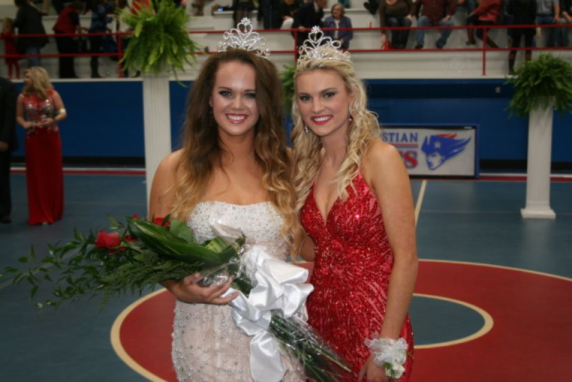 Kyndal Day named 2014-2015 CCA Homecoming queen