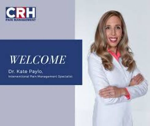 CRH Pain Management welcomes Dr. Kate Paylo
