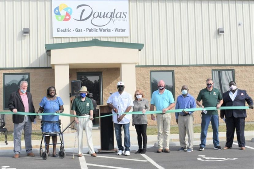 City holds ribbon cutting for new facility