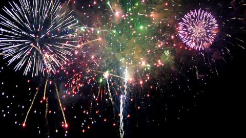 City urges fireworks safety this holiday weekend