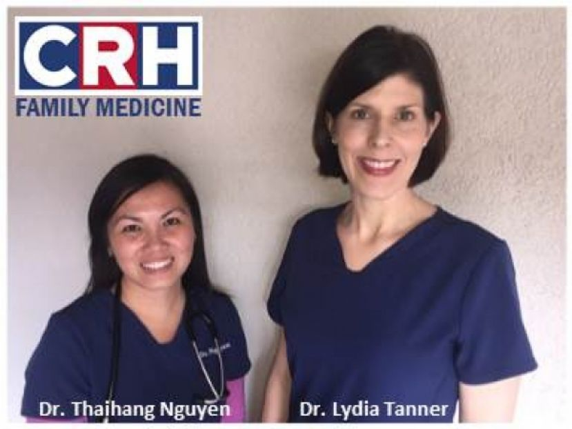 CRH Family Medicine Group, under the care of physicians Dr. Thaihang Nguyen & Dr. Lydia Tanner, has achieved Level 3 Patient Centered Medical Home Accreditation (PCMH) from the National Committee for Quality Assurance (NCQA)