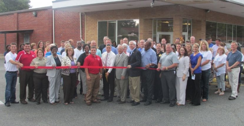 Community advocates celebrate opening of Boys and Girls Club