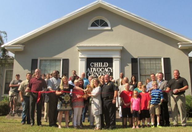 Child Advocacy Center opens its doors at new location