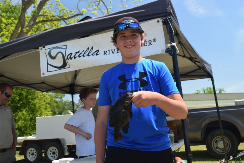 Satilla Riverkeeper fishing tournament to be held on May 4