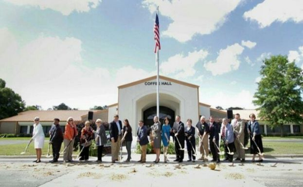 Wiregrass Tech breaks ground on allied health/public safety building