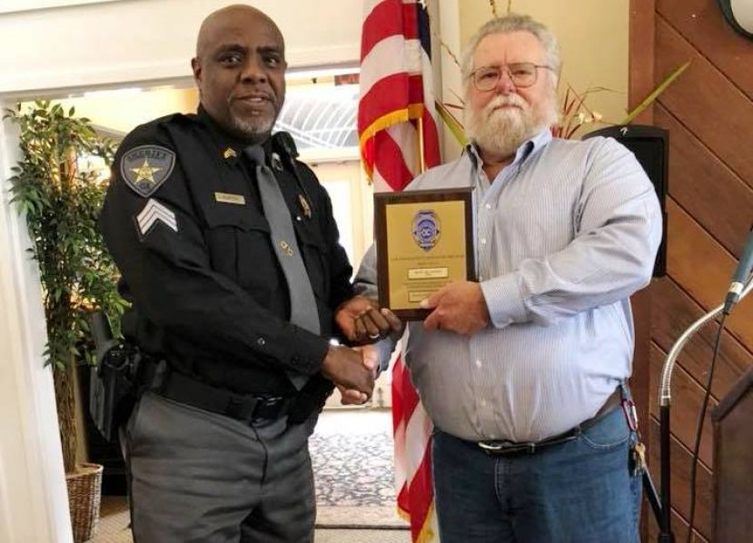 Sgt. Ben Munford: Officer of the Year