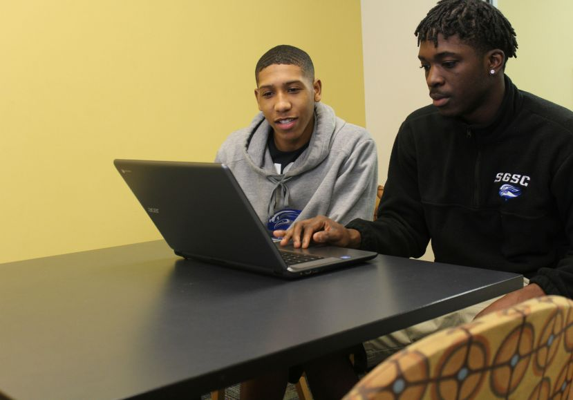 SGSC receives funding for African-American Male Initiative program