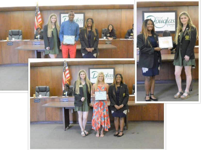 Mayor's Youth Council Names Outstanding Youth At Monthly Meeting