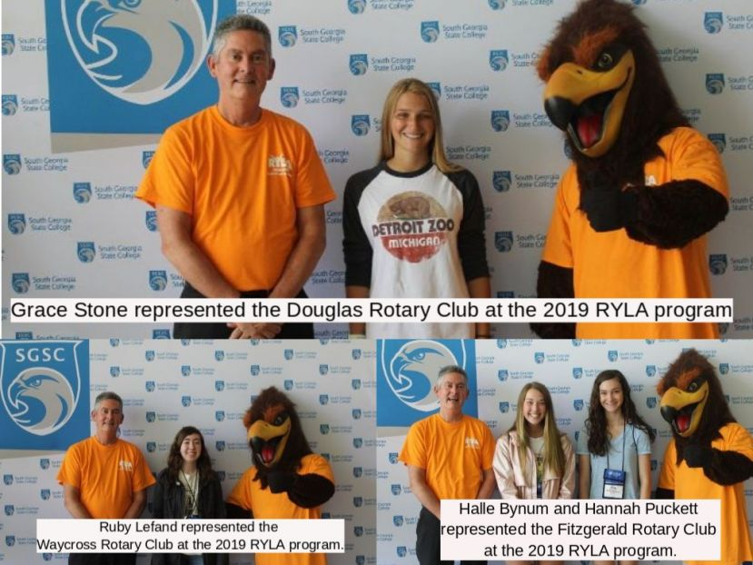 SGSC hosts Rotary Youth Leadership Awards (RYLA) to grow future leaders