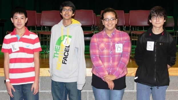 Congratulations, CMS spelling bee winners!