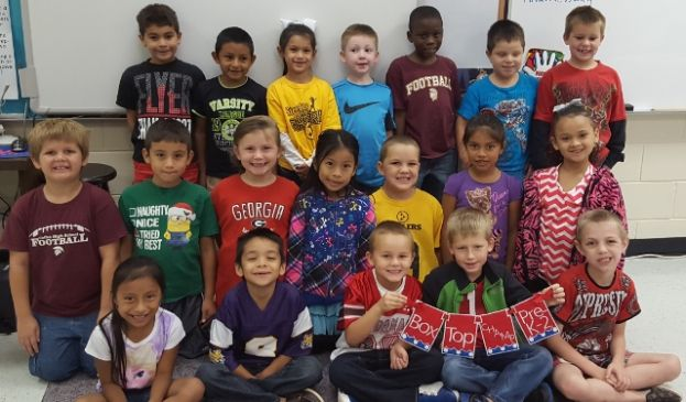 West Green announces Sept. box tops winners