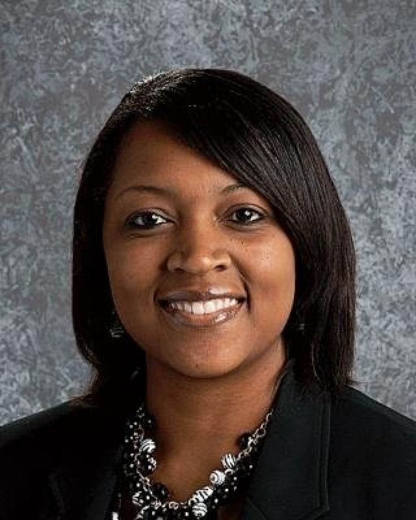 Broxton-Mary Hayes Elementary School Principal Mrs. Allyson Speight