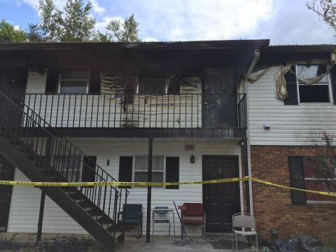 Fire ignites in local apartment complex, no injuries reported