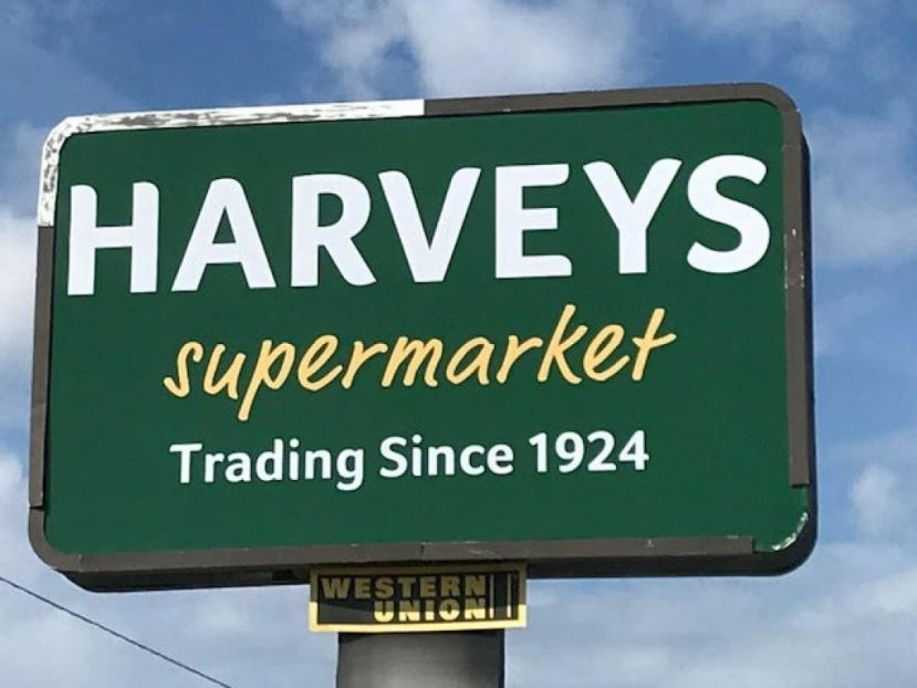 Harveys modifies hours, will close at 8 p.m.