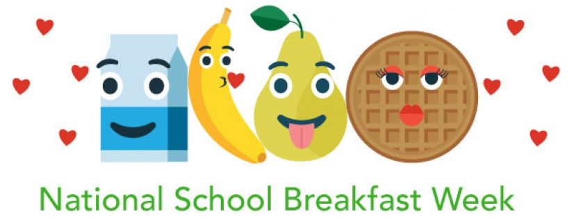"Students can ""Score Big"" with school breakfast"