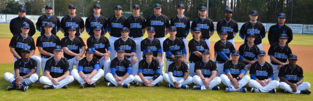 The 2015 SGSC Hawks baseball team is headed to the East Central District tournament this week in Tennessee.