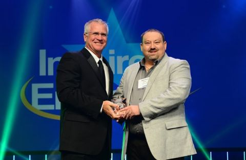Marshall Mizell named Landstar's Rookie of the Year