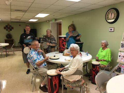 Coffee County Senior Center receives grant