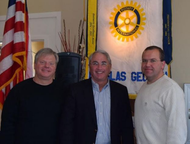 Rotary hears from Skidaway Institute