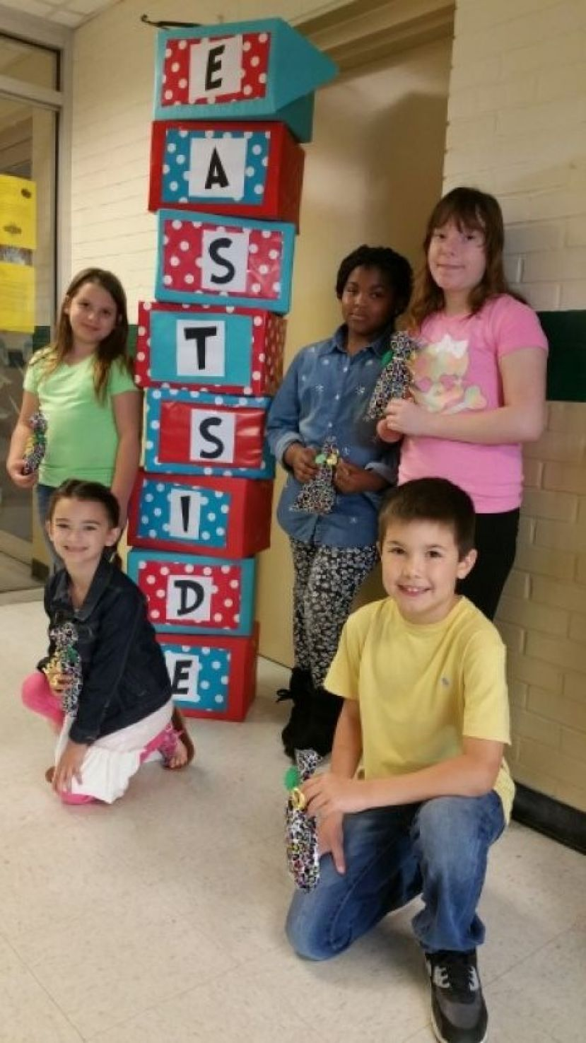 Eastside sends students to Young Writers Competition