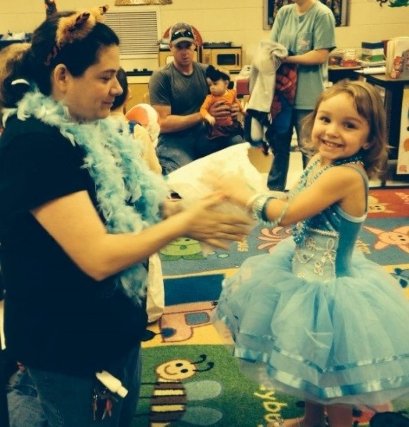 Westside Elem. hosts 'Spooky Science Night'