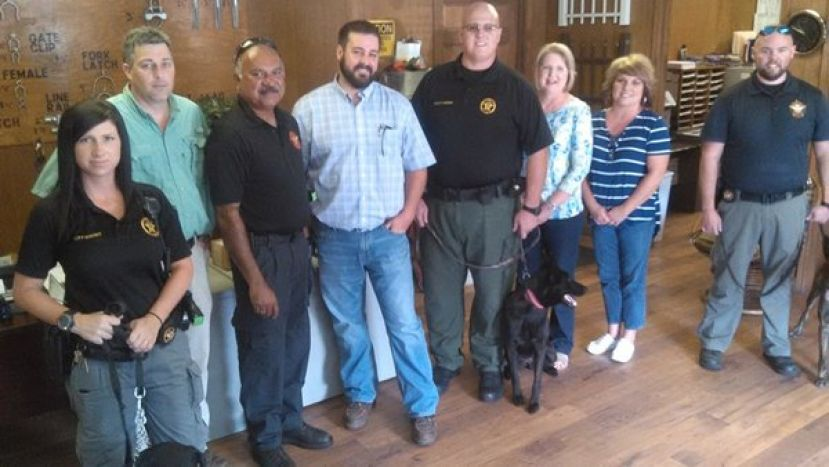 Coffee County Sheriff's office thanks local organizations