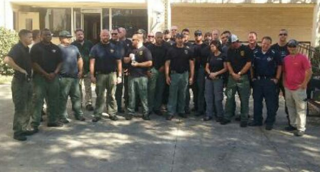 CCSO K-9 unit hosts multi-agency training