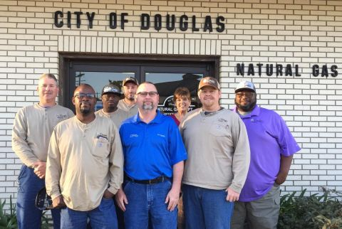 City recognizes Natural Gas Utilities Workers Day