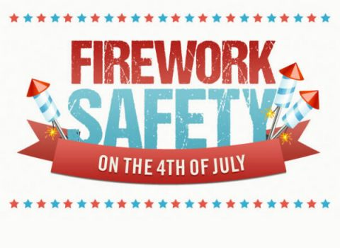 Use safety and common sense with fireworks