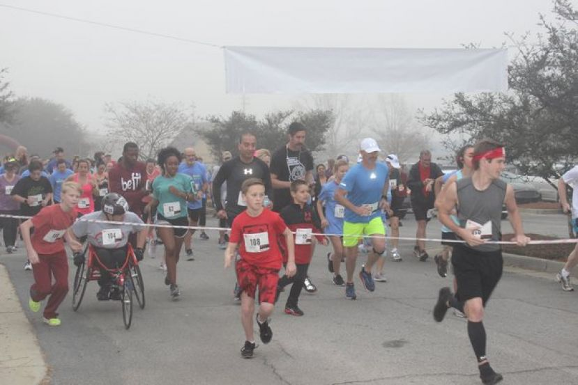 CRMC holds annual Heart 2 Heart charity run, walk