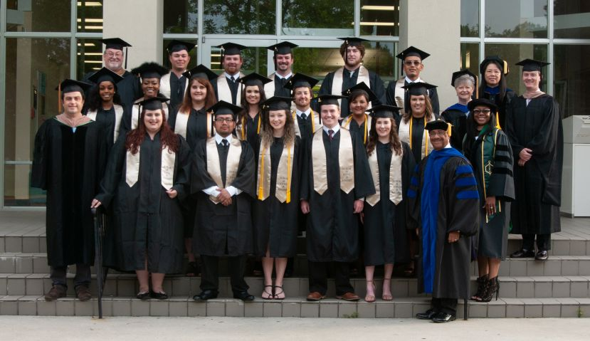 Most degrees conferred at South Georgia State College since 2013