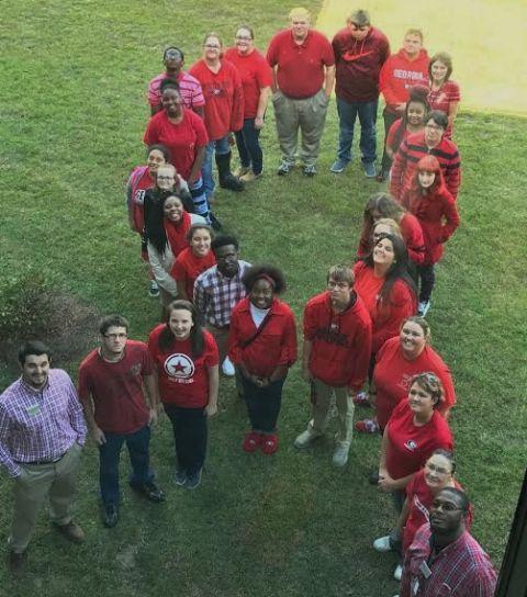 WRCCA celebrates Red Ribbon Week