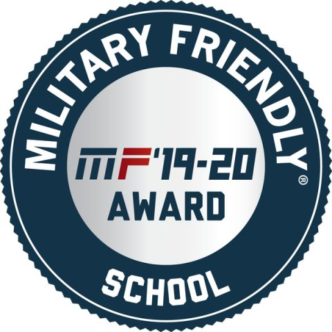 Wiregrass designated as Military Friendly for 2019