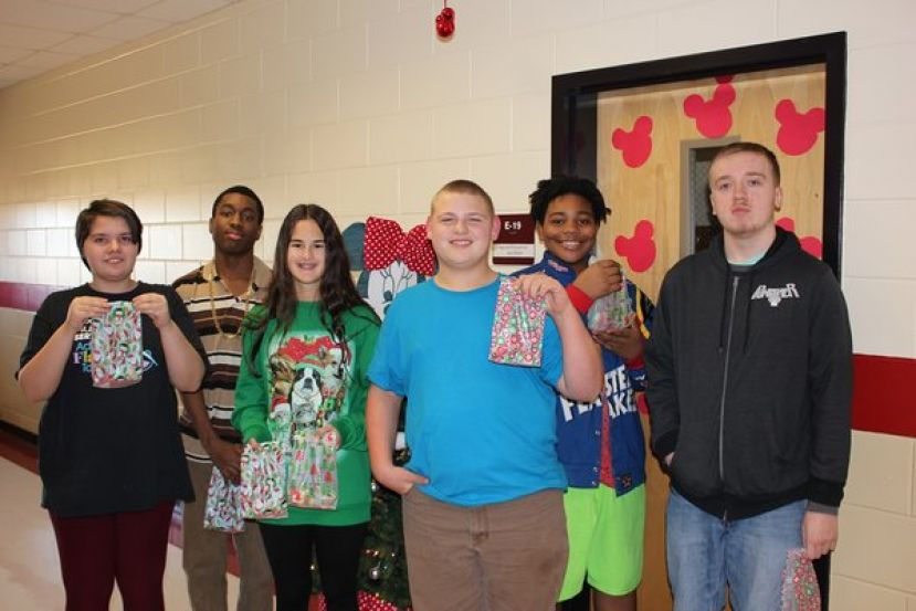 One 7th grader's act of kindness at CMS