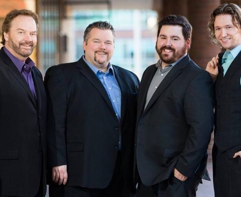 First Presbyterian Church of Douglas to present Blackwood Legacy Quartet in concert