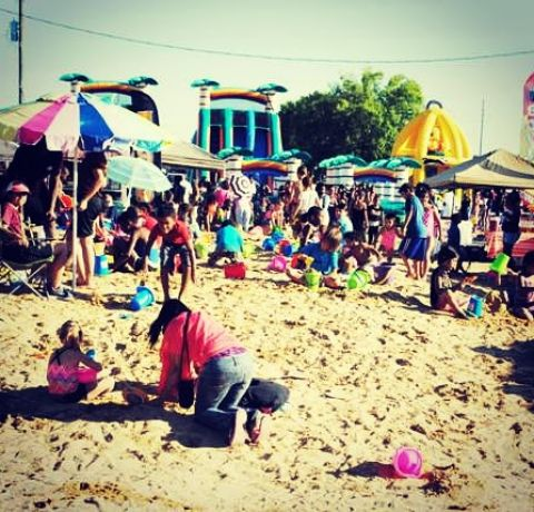 Beach bash to take place on August 1