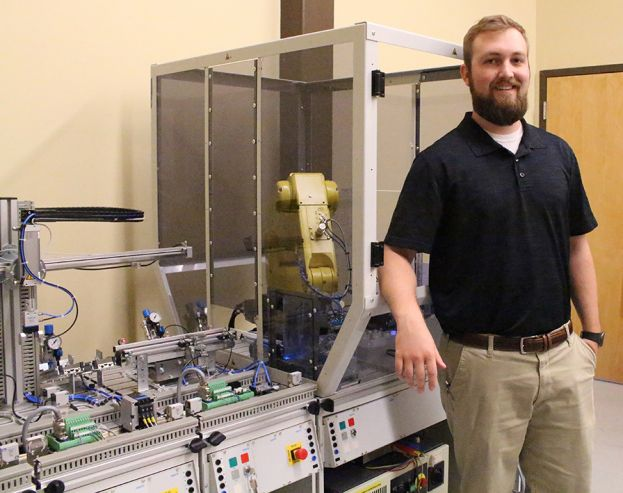 Wiregrass Tech's Mechatronics instructor Joshua Whittington is headed to Russia in August as the 2019 National SkillsUSA Mechatronics Team Coach.
