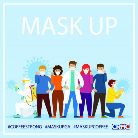 CRMC urges citizens to mask up