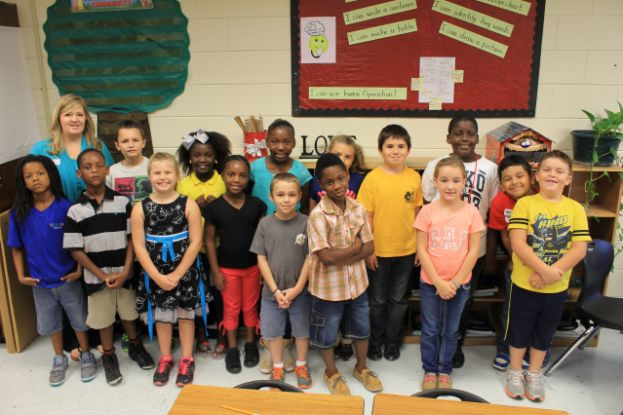 Satilla third graders learn about bartering