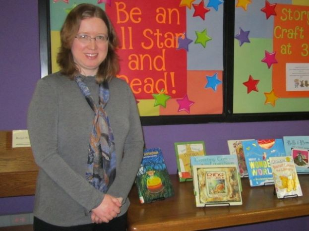 Julie Macomber, Children's and Young Adult Librarian, Satilla Regional Library System.