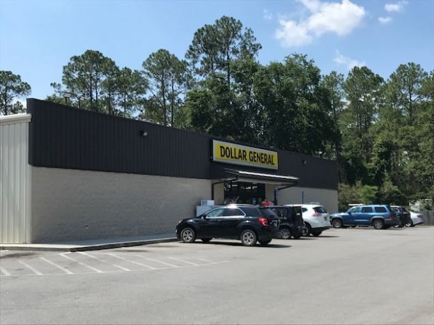 The Dollar General on the Willcoochee Highway can't sell food or beverages due to a 'severe roach infestation.'