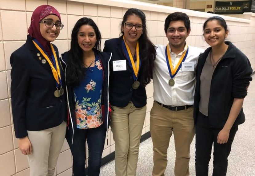 CHS students qualify for state at FBLA competition
