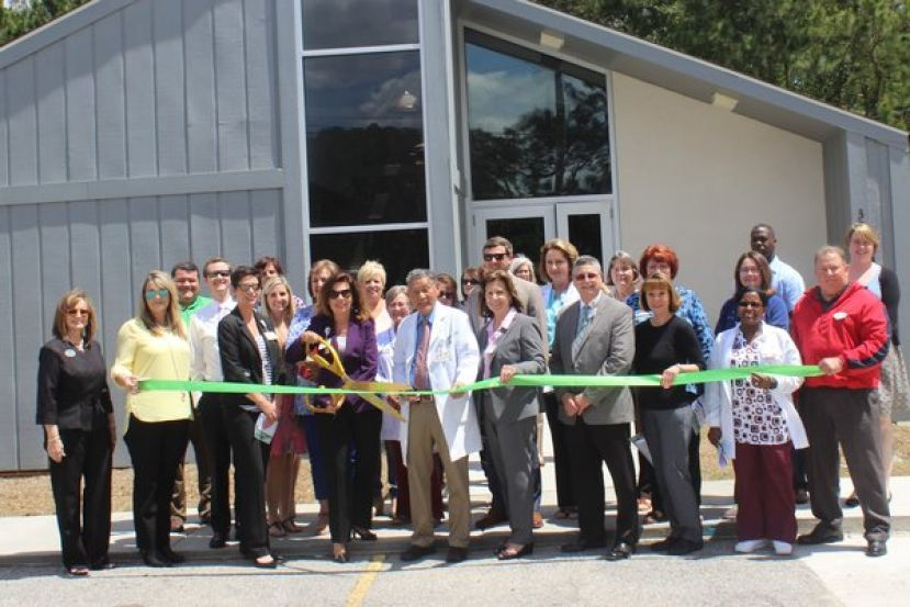 CRMC opens wound care facility with ribbon cutting