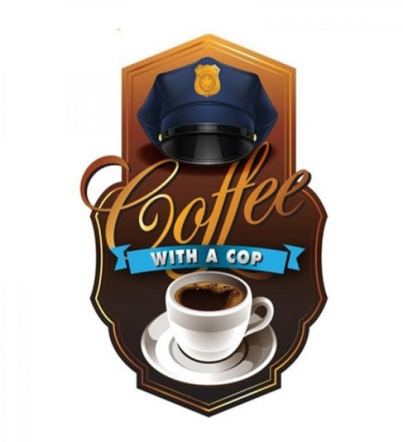 Coffee with a cop this Tuesday, Nov. 14